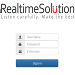 Realtime Solution CRM outbound chuyên nghiệp